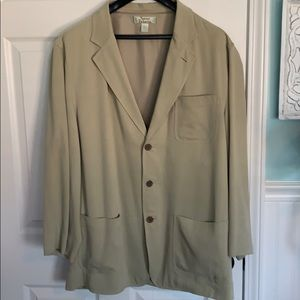 XL Tommy Bahama Mens silk jacket